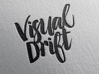 Visual Drift Logo