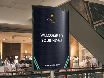 VINCUL - Indoor Advertising