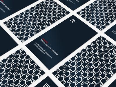 Personal Branding - Business Card Design