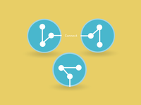 Connect Icons by Subcutaneo