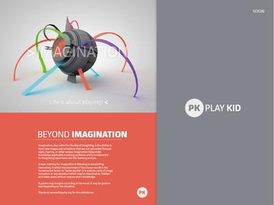 Beyond Imagination - Play Kid Ad
