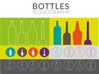 Bottles Iconography | Illustration