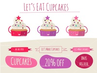 Lets Eat Cupcakes
