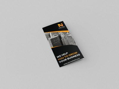 Corporate Tri-fold Brochur design