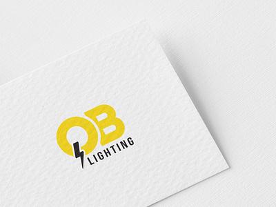 OB Logo logo graphic design design