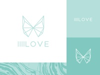 llllLOVE Logo
