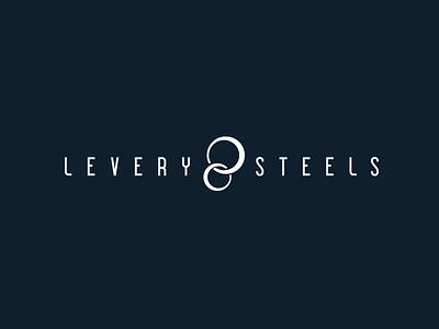 Levery Steels Logo design afdzal ahmad kuala lumpur identity brand steel symbol logotype icon branding logo