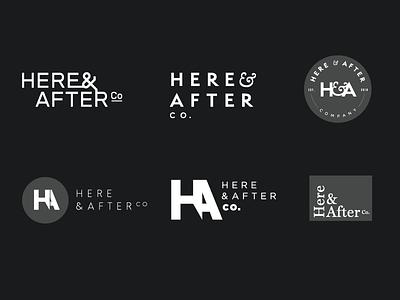 Logo Explorations typography digital website kuala lumpur startup freelance designer logo design design branding identity brand logo