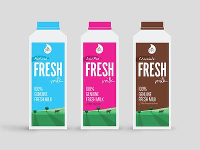 Got Milk? fresh milk malaysia packaging design design drink new bottle revamp milk packaging farmfresh fresh