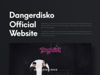 Dangerdisko Website