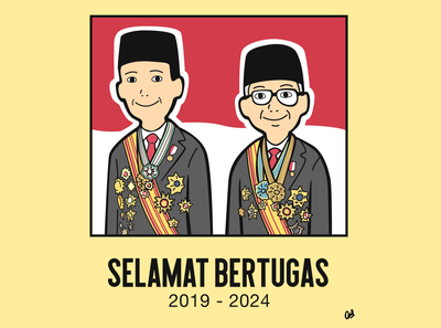 Jokowi-Maruf 2019-2024