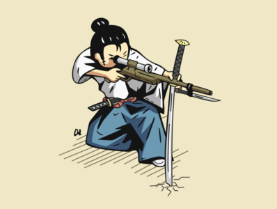 Samurai Sniper
