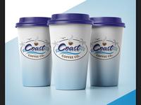 Coast Coffee Branding and Packaging