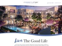 Patricia Parc Apartments Landing Page