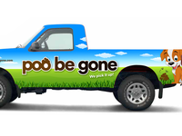 Poo Be Gone Truck