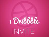 One Invite!