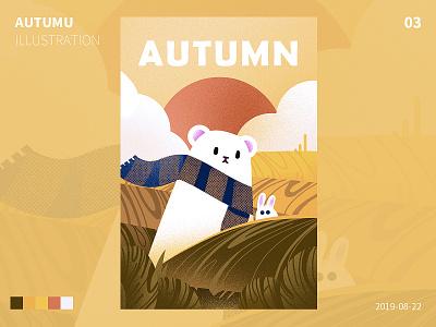 autumn design illustration