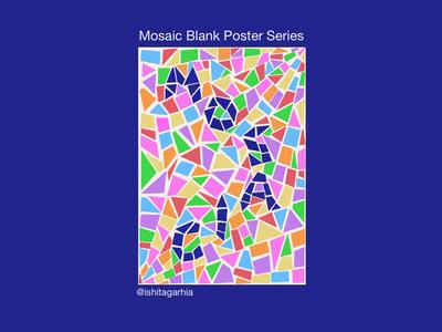 Mosaic Poster v01