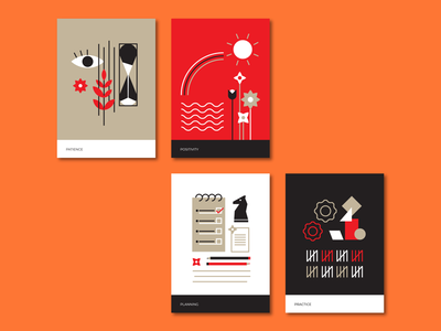 4Ps Poster Series