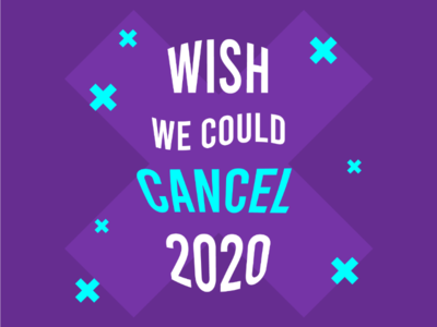 2020 art graphics type design