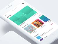 Apple Music Concept
