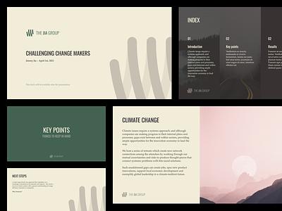 📄 The Jia Group → Deck Preview keynote presentation branding