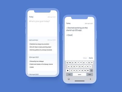 📅 product design mobile ios