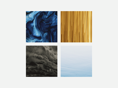 🟦🟨⬛️⬜️ –case study mood board branding