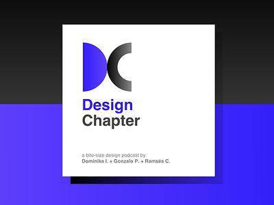 🎙 Design Chapter/podcast cover branding podcast