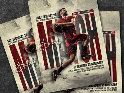 Basketball Match Flyer advertising template streetball sports bar sport psd download game flyer event competition championship champion basketball poster basketball game basketball flyer basketball basket ball