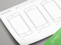 Wireframe Sketch Sheets