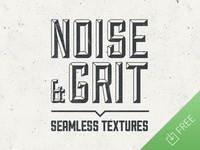 Noise & Grit Seamless Textures