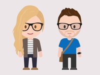 Designer Stereotype Characters