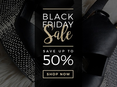 Black Friday Social Media Layouts