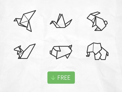 Animal Origami Images Instructions Easy For Kids