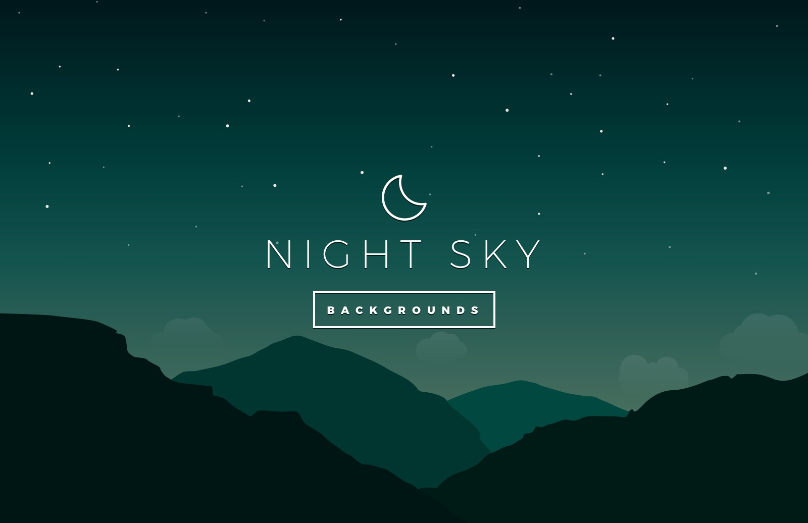 dribbble night sky vector backgrounds preview 5 jpg by tony thomas rh dribbble com watercolor night sky vector night sky vector image