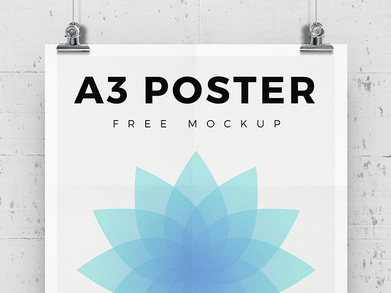 Free a3 poster template