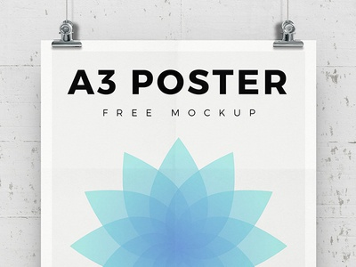 A3 Poster Template (Free Download)