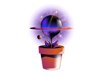 Potted Planet
