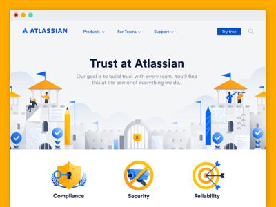 Trust at Atlassian