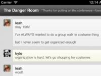 The Danger Room