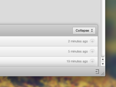 Changes view changes github osx