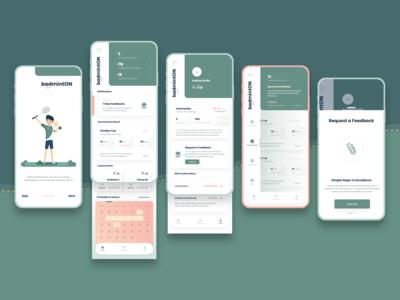 BadmintON App