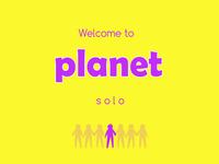 Planet Solo