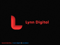 Lynn Digital Brand Identity (2019 Rebrand)