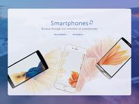 E-commerce slide - Sneak peek