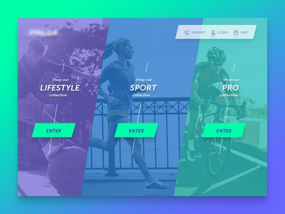 Fitness watches e-commerce sneak peek work out landing page sneak peek shop ecommerce design web flat watches running fitness sport