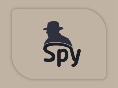 Spy logo design icon logos design s lettermark combination detective spy designer logo