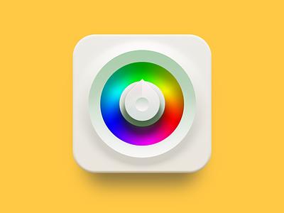 Color Picker icon ui sanadas