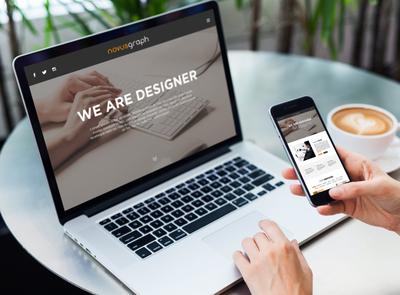 Portfolio Website Landing Page